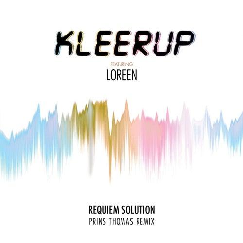 Requiem Solution (Prins Thomas Remix) by Kleerup