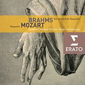 Brahms Mozart Requiem by Various Artists