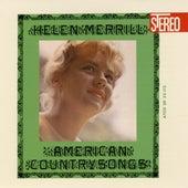 American Country Songs by Helen Merrill
