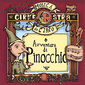 Pinocchio by Cirkestra
