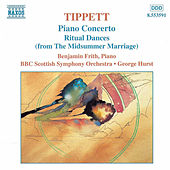 Piano Concerto / Ritual Dances by Michael Tippet