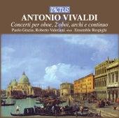 Vivaldi: Concerti per oboe, 2 oboi, archi e continuo by Paolo Grazia