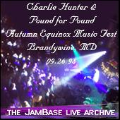09-26-98 - Autumn Equinox Music Festival - Brandywine, MD by Charlie Hunter