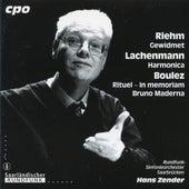 Riehm: Gewidmet - Lachenmann: Harmonica - Boulez: Rituel by Various Artists