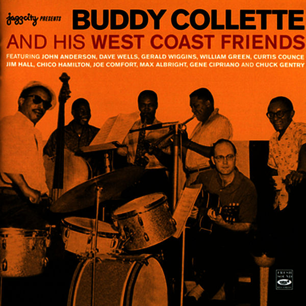 Buddy Collette and His West Coast Friends: Tanganyka... by ...