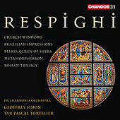 Respighi: Church Windows - Brazilian Impressions by Various Artists