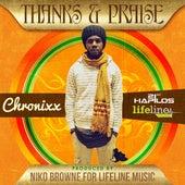 Thanks and Praise - Single by Chronixx