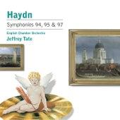 Haydn: Symphonies 94,95 & 97 by Jeffrey Tate