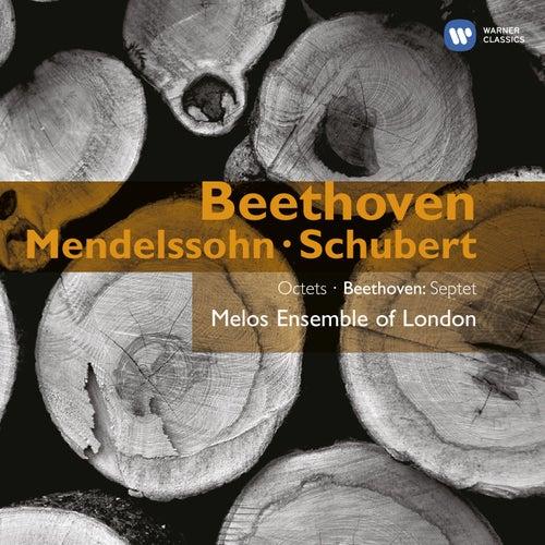 Beethoven/ Mendelssohn: Octets by Melos Ensemble