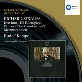 Richard Strauss- Don Juan, Till Eulenspiegel, Walzer, Metamorphosen by Staatskapelle Dresden
