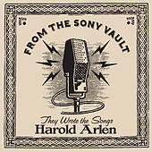 They Wrote The Songs: Harold Arlen by Various Artists