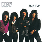 Lick It Up by KISS