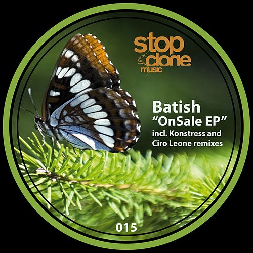 OnSale EP by Batish
