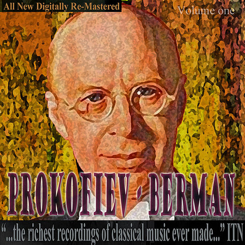 Berman - Prokofiev Volume 1 by Lazar Berman