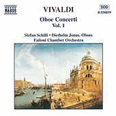 Oboe Concerti Vol. 1 by Antonio Vivaldi