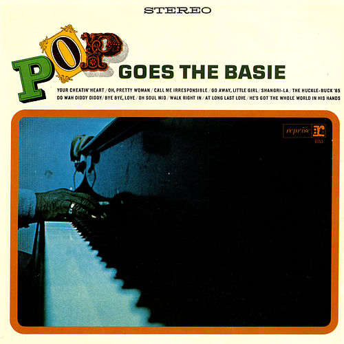 Pop Goes The Basie by Count Basie
