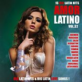 Amor Latino Vol. 32 - 15 Big Latin Hits & Latin Love Songs (Bachata, Merengue, Salsa, Reggaeton, Kuduro, Mambo, Cumbia, Urbano, Ragga) by Various Artists
