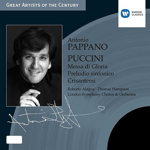 Messa di Gloria by Antonio Pappano
