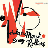 Thelonious Monk and Sonny Rollins by Thelonious Monk