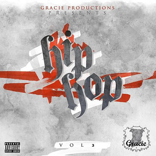 Gracie Productions Presents: Hip Hop Vol. 3 by Various Artists