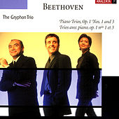 Piano Trios, Op. 1 Nos. 1 And 3 (Beethoven) by The Gryphon Trio