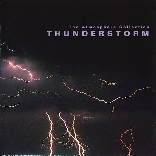 Thunderstorm by The Atmosphere Collection