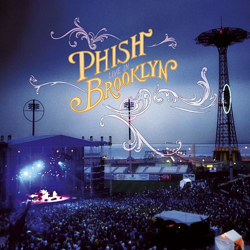 Live In Brooklyn by Phish