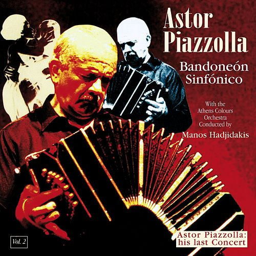 Bandoneon Sinfonico by Astor Piazzolla