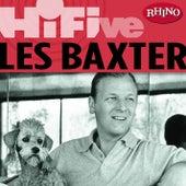 Rhino Hi-Five: Les Baxter by Various Artists