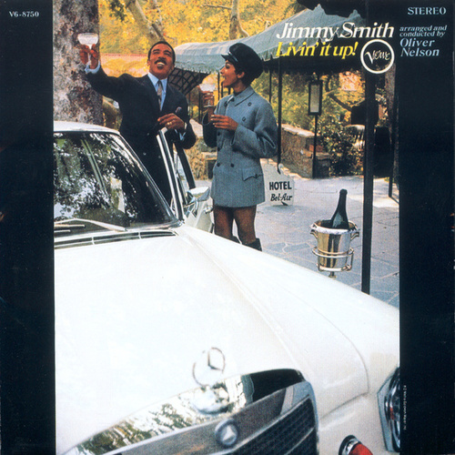 Livin' It Up! by Jimmy Smith