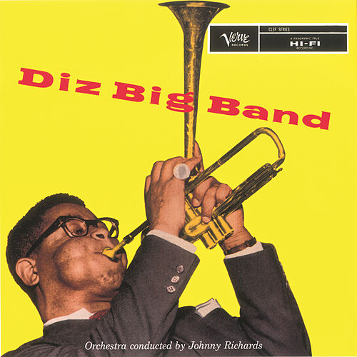Diz Big Band by Dizzy Gillespie