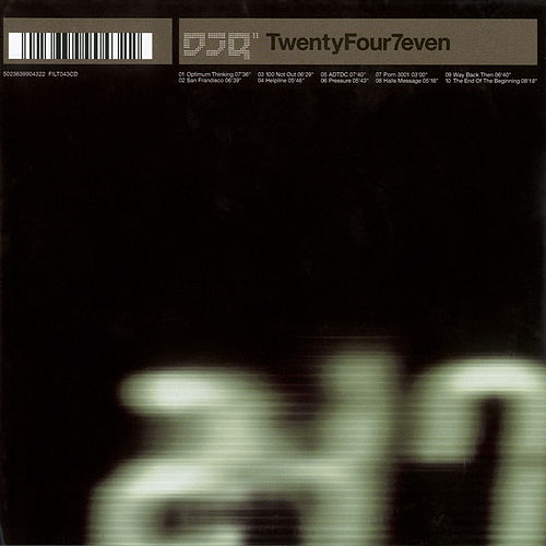 Twentyfourseven by DJ Q