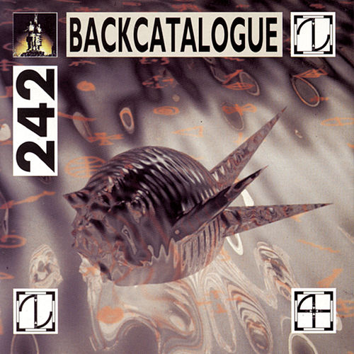 Backcatalogue 1981-1985 by Front 242