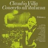 Concerto all'italiana - Vol. 4 by Claudio Villa