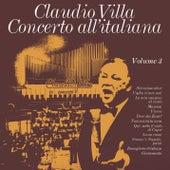 Concerto all'italiana - Vol. 3 by Claudio Villa