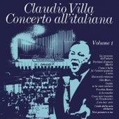Concerto all'italiana - Vol. 1 by Claudio Villa
