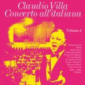 Concerto all'italiana - Vol. 2 by Claudio Villa