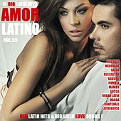 Amor Latino, Vol. 55 - 15 Big Latin Hits & Latin Love Songs (Bachata, Merengue, Salsa, Reggaeton, Kuduro, Mambo, Cumbia, Urbano, Ragga) by Various Artists