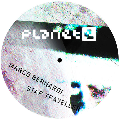 Star Traveller by Marco Bernardi