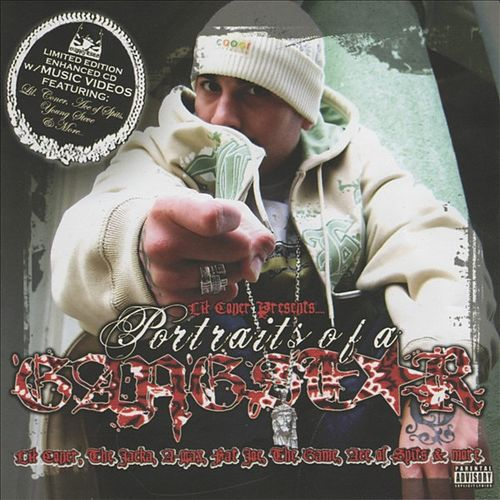 Portraits Of A Gangstar by Various Artists