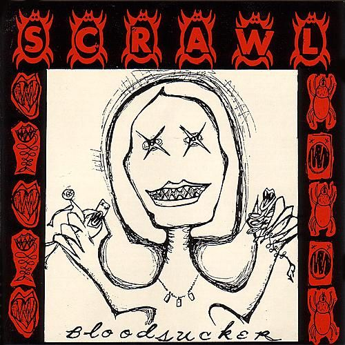 Bloodsucker (with bonus tracks) by Scrawl