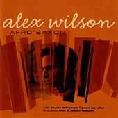 Afro Saxon by Alex Wilson