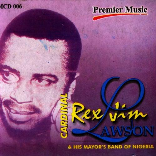 Rex Lawson's Greatest Hits by Rex Jim Lawson