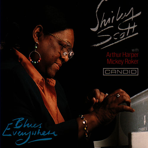 Blues Everywhere by Shirley Scott
