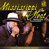 One Eye Open: Live At Rosa's Lounge by Mississippi Heat