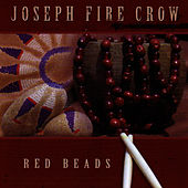 Red Beads by Joseph Fire Crow