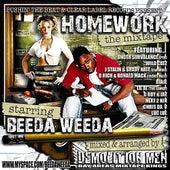 Homework: The Mixtape - Staring Beeda Weeda by Various Artists