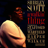 A Walkin' Thing by Shirley Scott