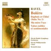 Boléro / Daphnis et Chloé / Ma mère l'oye by Maurice Ravel