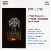 Organ Concerto / Concert Champêtre by Francis Poulenc